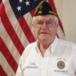 Commander Ed O'Dowd